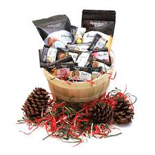 chocolate gift basket chocolate lover s gift basket organic chocolates
