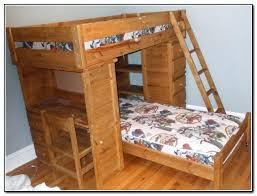 loft bunk beds with desk and drawers diyda org diyda org