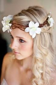 white flower headband with white flowers headband png