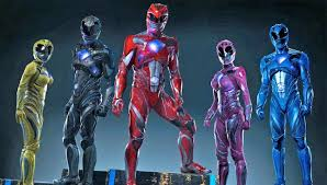 power rangers film features ranger glamour