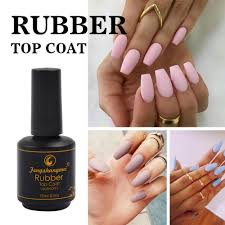 aliexpress com buy fengshangmei matt rubber top coat for gel