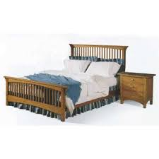 Mission Bedroom Furniture Plans by Woodworking Project Paper Plan To Build Mission Style Queen Sized