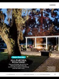 Garden Ideas And Outdoor Living Magazine From April 2016 Coastal Living Magazine Backyard And Garden