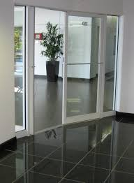 commercial aluminum entry doors storefront window frames