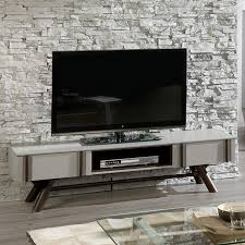 Modern Tv Units by White Tv Units U0026 Tv Stands Modern Furniture Trendy Products Co Uk