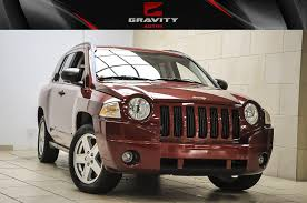 used jeep compass 2008 jeep compass sport stock 785561 for sale near sandy springs