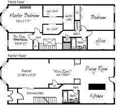 row house floor plans brownstone row house floor plans search architecture