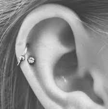 hoop cartilage piercing cartilage piercing prices how much do they cost