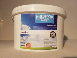 foreverbreathe interior wall u0026 ceiling paint 10l health based