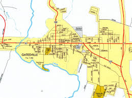 Traffic Map Austin by