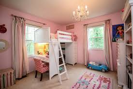 Girls Loft Bed With Desk Girls Loft Bed With Desk Design Ideas And Benefits Homesfeed