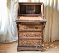 Shabby Chic Secretary Desk by New Arrival Vintage Bureau For Shabby Chic Restoration No 37