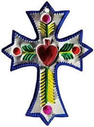 cactus tin ornament mexico cacti ornament and