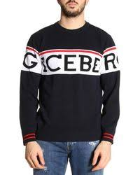 iceberg sweater lyst shop s iceberg sweaters and knitwear from 45