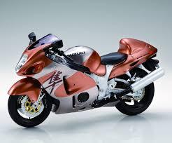 suzuki motorcycle hayabusa suzuki hayabusa gsx1300r 1 4 model bike full kit modelspace