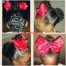 african american cheer hair bows little black girl ponytail hairstyles marcomanzoni me