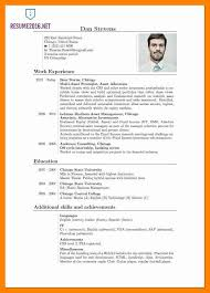Best Type Of Resume by Different Resume Types Extra Curricular Activities Church