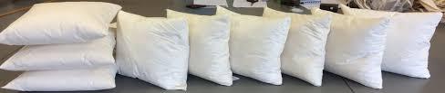 Box Cushion Pads Feather Cushion Pads Cushion Inners Cushion Inner Pads
