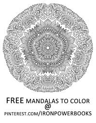 mandala art design color resolution print color
