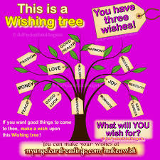 wishing tree sayings the wishing tree lucky peacock million wishes image quotes