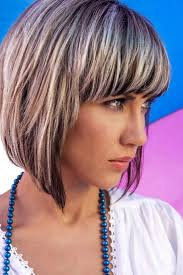 Bob Frisuren Mit Pony Lang by Best 25 Bob Frisuren Kurz Ideas On Sehr Kurzer Pony