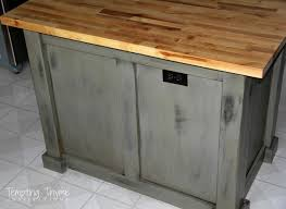 wainscoting kitchen island diy kitchen island makeover with plywood and lumber hometalk