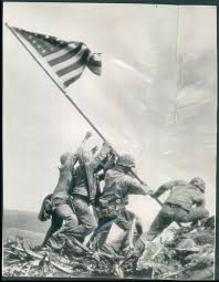 Flag Iwo Jima From The Vault Revisiting The Iconic Iwo Jima Photograph