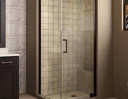 shower amazing corner shower enclosures bathroom remodel
