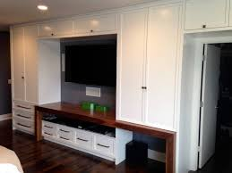 White Modern Bookshelves by Bh Woodworking Custom Cabinetry Solutions