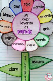 Spanish For House by Best 25 Spanish Colors Ideas On Pinterest Learning Spanish