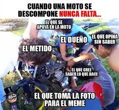 Moto Memes - dopl3r com memes cuando una moto se descompone nunca falta el