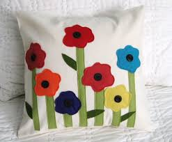 Cool Sofa Pillows by Bedroom Cool White And Blue Floral Pillow Design Ideas For Living