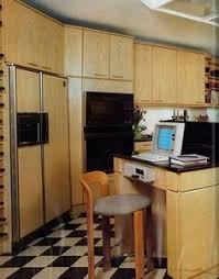 Interior Decorating Kitchen 1980s Decorating Trends Open Kitchens Dining Area And Kitchen