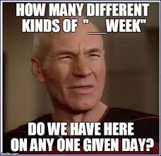 Different Kinds Of Memes - star trek week a brandy jackson tombstone1881 coollew event nov