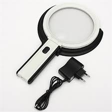 Desk Lamp With Magnifying Glass Bench Magnifying Glass With Light Choosing A Bench Magnifier