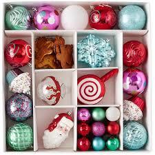 pole trading co 50 pc whimsical ornament set 78 cad