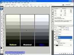 photoshop tutorial neutral colors adding saturation