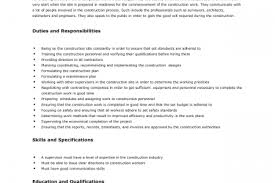 Sample Resume For Construction Superintendent by Roofing Sales Resume Sample Reentrycorps