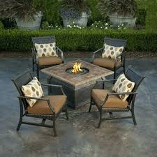 patio furniture with fire pit table fire pit chairs for sale patio furniture gas fire pit set fire pit