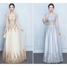 wedding dress muslimah pre order muslimah gold silver glitter sleeve wedding bridal