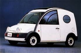 Nissan S Cargo 1988 Car Design News