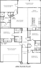 patio homes floor plans bella desert view homes