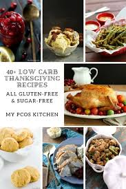 40 low carb thanksgiving recipes that are gluten free sugar free