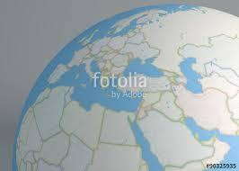 africa e asia mappa planisfero mappa globo siria europa africa asia e medio oriente