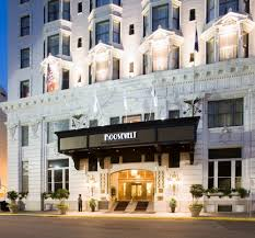 New Orleans Hotel Map by Book The Roosevelt New Orleans A Waldorf Astoria Hotel In New