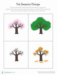 all worksheets free printable seasons worksheets for