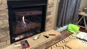 gas fireplace pilot light out gas fireplace pilot light fireplace ideas