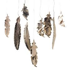 feather ornament accent decor
