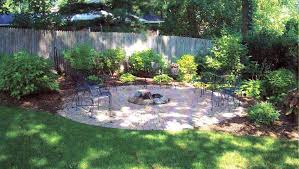 landscape ideas for backyards with slopes the garden inspirations