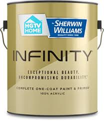 home interior products our products infinity interior paint primer hgtv home by